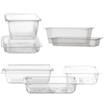 Afbeelding voor categorie Plastic schalen & trays
