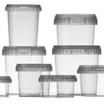 Afbeelding voor categorie Plastic Potten met Grote Opening