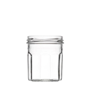 Afbeelding van Bokaal Ménage 200ml glas 10 facetten TO70 clear