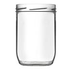 Afbeeldingen van Bokaal terrine 850ml glas TO100 clear