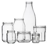 Afbeelding voor categorie Glazen Bokalen & Flessen